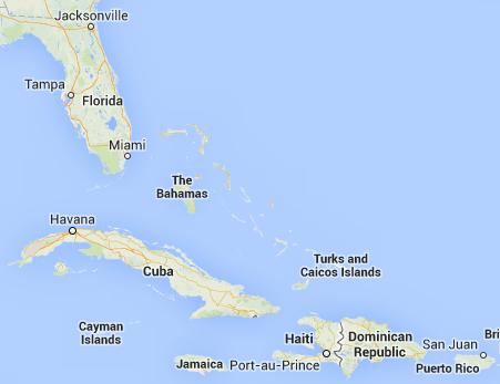 Map Of Florida And Haiti Where is Haiti, Haiti's Location, Finding Haiti   Haiti Hub